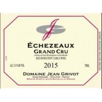 Вино Jean Grivot Echezeaux, 2015 (0,75 л)
