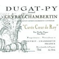 Вино Bernard Dugat-Py Gevrey-Chambertin Cuvee Coeur de Roy, 2017 (0,75 л)
