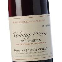 Вино Joseph VoillotVolnay 1er cru Les Fremiets, 2017 (0,75 л)