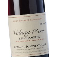 Вино Joseph Voillot Volnay 1er cru Les Champans, 2015 (0,75 л)