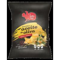 Чипсы картофельные с оливковым маслом Gallo Rojo (40 г)