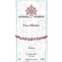 Вино Achaval Ferrer Finca Mirador, 2014 (0,75 л)