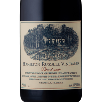 Вино Hamilton Russell Vineyards Pinot Noir, 2018 (0,75 л)