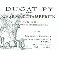 Вино Bernard Dugat-Py Charmes-Chambertin Grand Cru, 2017 (0,75 л)