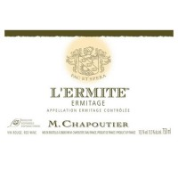 Вино M. Chapoutier Ermitage L'Ermite Rouge, 2016 (0,75 л)
