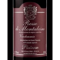 Вино Pietroso Rosso di Montalcino, 2017 (0,75 л)