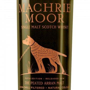 Виски Arran Machrie Moor, tube (0,7 л)