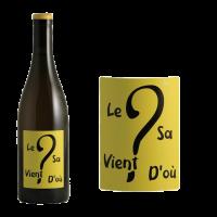 Вино Anne et J.F. Ganevat Le sa vient d'ou (1,5 л)