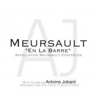 Вино Antoine Jobard Meursault En La Barre, 2017 (0,75 л)