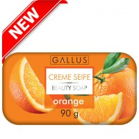 Мыло Gallus Creme Seife Orange (90 г)