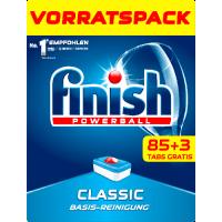 Таблетки для посудомоечных машин Finish Powerball Classic, 88 шт