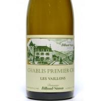 Вино Billaud-Simon Chablis Premier Cru Les Vaillons, 2017 (0,75 л)