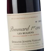 Вино Joseph Voillot Pommard 1er Cru Les Rugiens, 2017 (0,75 л)