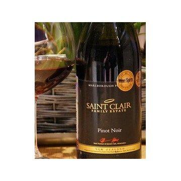 Вино Saint Clair Pinot Noir Marlborough (0,75 л)