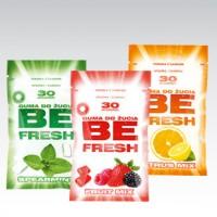 Жевательная резинка BE Fresh Fruit Mix (42 г)
