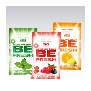 Жевательная резинка BE Fresh Citrus Mix (42 г)