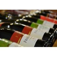 Напиток на основе вина Fiorelli Fragolino Pesca, (0.75 л)