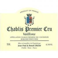 Вино Droin Chablis Premier Cru Vaillons, 2017 (0,75 л)