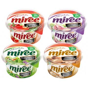 Сыр сливочный с паприкой и чили TM Miree (150 г)