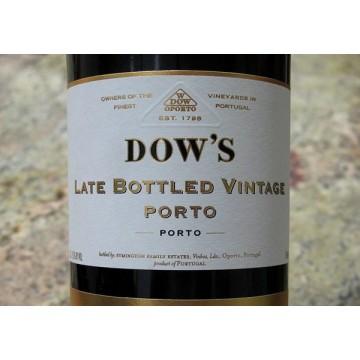 Вино Dow's Late Bottled Vintage Port, 2012 (0,75 л)