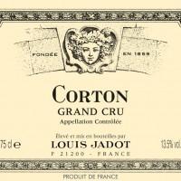 Вино Louis Jadot Corton, 2009 (0,75 л)