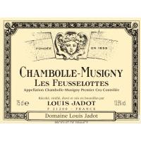 Вино Louis Jadot Chambolle-Musigny Les Feusselottes, 2001 (0,75 л)