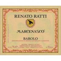 Вино Renato Ratti Barolo Marcenasco, 2008 (0,75 л)