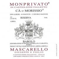 Вино Mascarello Ca d'Morrissio Riserva, 2003 (0,75 л)