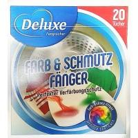 Салфетки для стиральной машины Delux Farb Schmutz Fangtucher (20 шт)