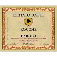 Вино Renato Ratti Barolo Rocche, 2007 (0,75 л)