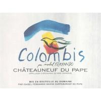 Вино Domaine Saint Prefert Chateauneuf du Pape Colombis, 2017 (0,75 л)