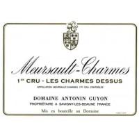 Вино Antonin Guyon Meursault-Charmes, 2010 (0,75 л)