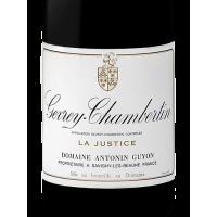 Вино Antonin Guyon Gevrey Chambertin La Justice, 2008 (0,75 л)