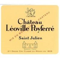 Вино Chateau Leoville Poyferre, 2014 (0,75 л)