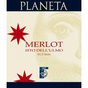 Вино Planeta Merlot Sito dell'Ulmo, 2011 (1,5 л)
