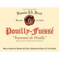 Вино Louis Jadot Pouilly-Fuisse Tournant de Pouilly Domaine Ferret, 2010 (0,75 л)