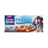 Печенье Sondey Captain Rondo Mini Twinkelz Biscuits With Milk Filling, 225 г, 225 г
