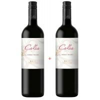 Набор вина Salentein Shiraz-Malbec Callia Alta (0,75 л) + Shiraz-Malbec Callia Alta (0,75 л)