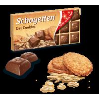 Шоколад Schogetten Oat Cookies (100 г)