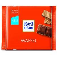 Шоколад Ritter Sport Waffel, 100 Г