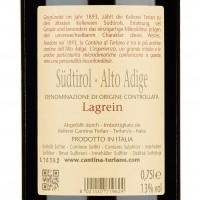 Вино Cantina Terlan Lagrein Sudtirol Aldo Adige, 2018 (0,75 л)