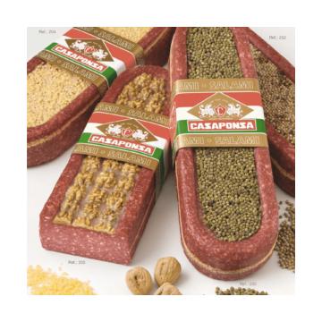 Салями Casaponsa Чапата с сыром