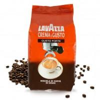 Кофе Lavazza Gusto Forte Expert, 1 кг (В зернах)