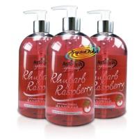Жидкое мыло для рук Astonish Rhubarb & Raspberry (500 мл)