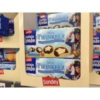 Печенье Sondey Captain Rondo Mini Twinkelz Cocoa Biscuits With Milk Filling (225 г)
