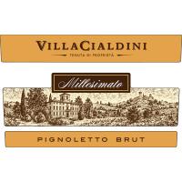 Игристое вино Cleto Chiarli Pignoletto Brut Villa Cialdini (0,75 л)