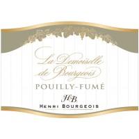 Вино Henri Bourgeois Pouilly-Fume La Demoiselle de Bourgeois, 2016 (0,75 л)