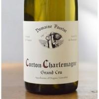 Вино Domaine Pavelot Corton Charlemagne Grand Cru Blanc, 2017 (0,75 л)