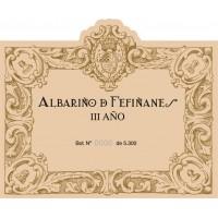 Вино Bodegas del Palacio de Fefinanes Albarino de Fefinanes III Ano, 2016 (0,75 л)