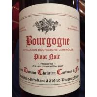 Вино Domaine Confuron Christian Bourgogne, 2017 (0,75 л)
